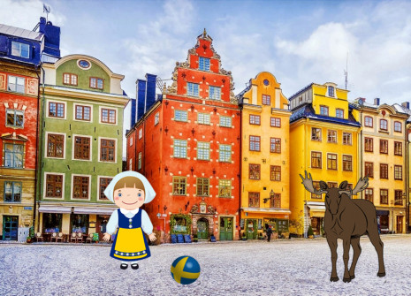 Gönnt euch eine Auszeit mit dem Schweden-Monat auf Anisnow!